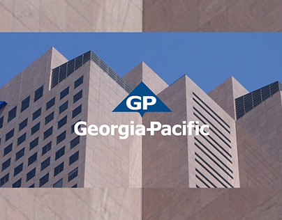 Georgia-Pacific: Infographic and GIF Design