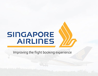 Improving SIA's mobile app flight booking experience