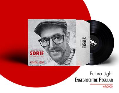 Sorif Album Cover