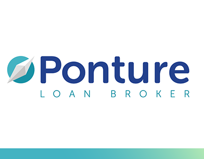 Ponture Loan Broker | Branding