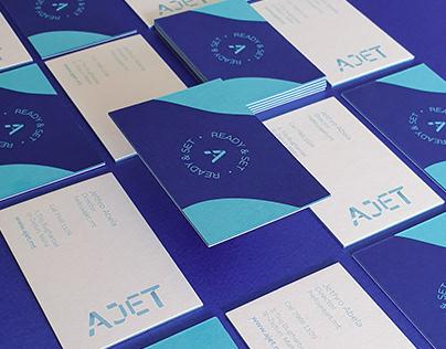 AJET Signs - Rebranding