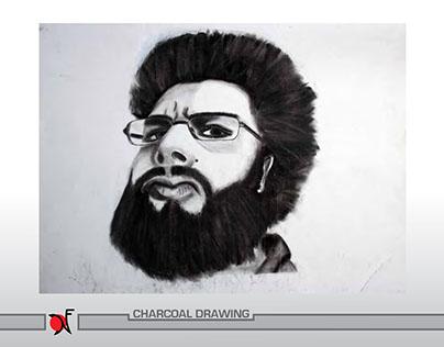 Charcoal Drawings