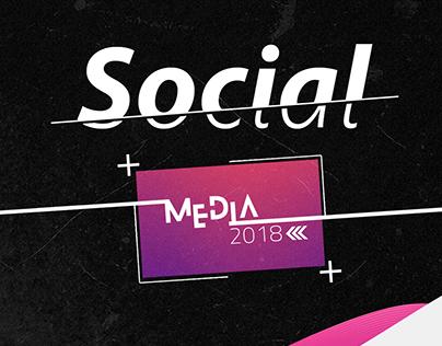Social Media 2018 || +150 ||