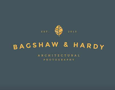 Bagshaw & Hardy • Branding • Webdesign