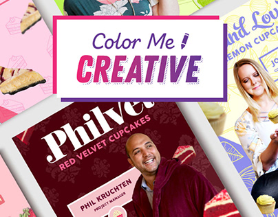 Color Me Creative by Gaslight Creative