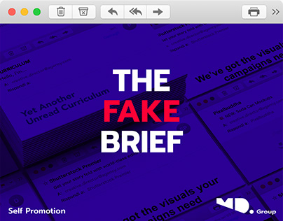 The Fake Brief - Self Promo - CV