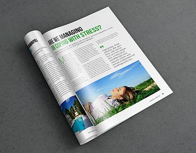 Magazine Photography