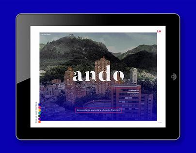 a n d o - Virtual Magazine