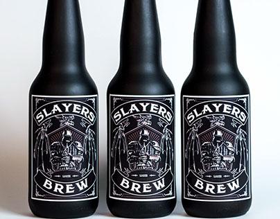 Slayers Brew Beer