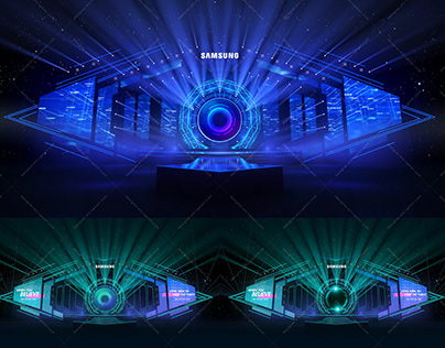 STAGE DESIGN | THE EYE