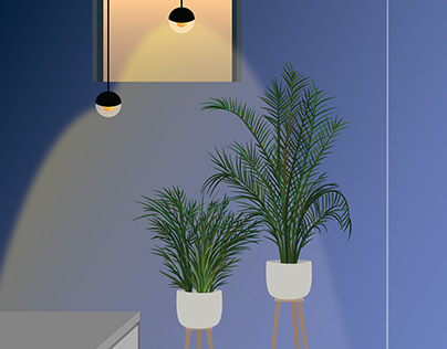 Living spaces and greens