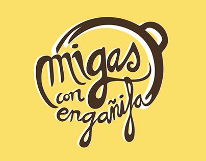 Tshirt Migas con engañifa