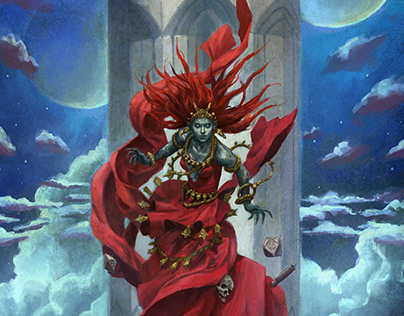 Fantasy Cover - Quetzals Spire