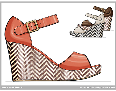 Footwear Design - Dress & Dress Casual