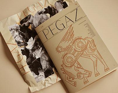 P E G A Z | Editorial design
