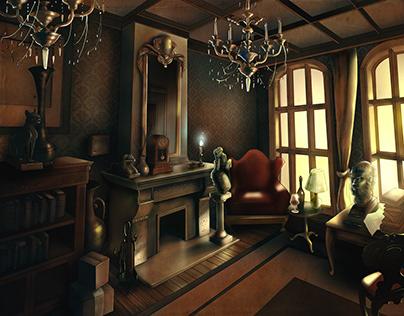 Philosopher's Drawing Room