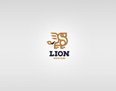 Lion Design (Logo Design)