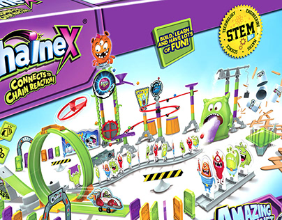 Chainex - STEM Playset
