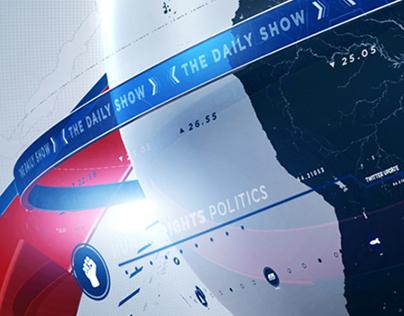 Daily Show Rebrand