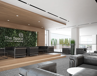 """The Space"" premium co-working"