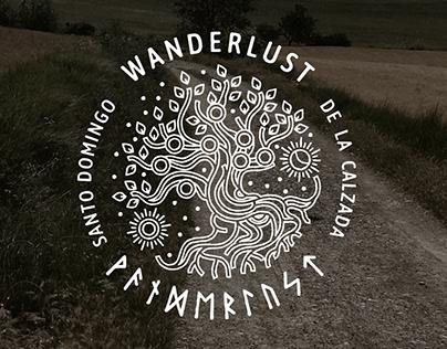 Wanderlust Stamp