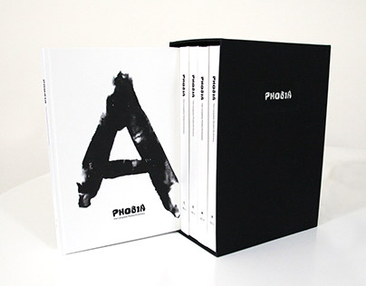 PHOBIA - The Complete Phobia Dictionary (illustrated)