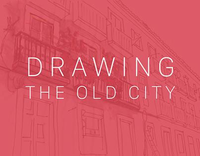 Drawing Lisbon