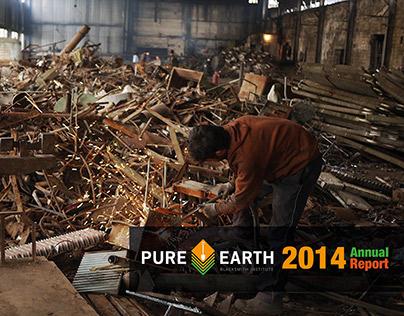 Pure Earth Annual Report 2014