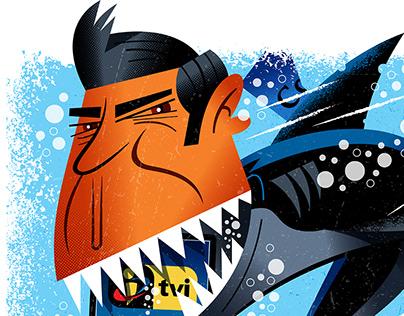 The Douro Shark attacks again