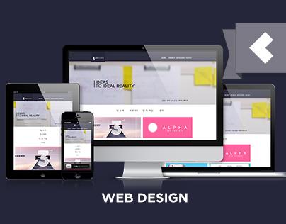 shiftstudios Web Design