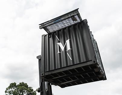 Monument - branding