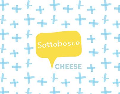 Sottobosco cheese- CI design