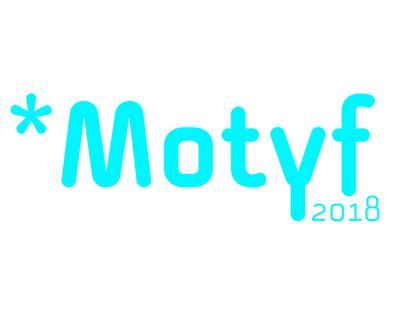 Motyf 2018 Identity Design