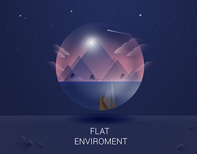 Flat Enviroment