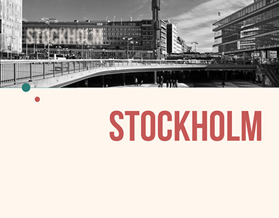 Longread / Article / Landing page about Stockholm