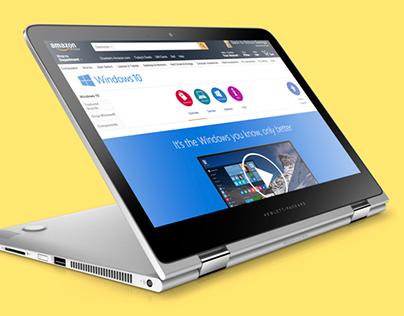 WINDOWS 10   Storefront launch on Amazon.com