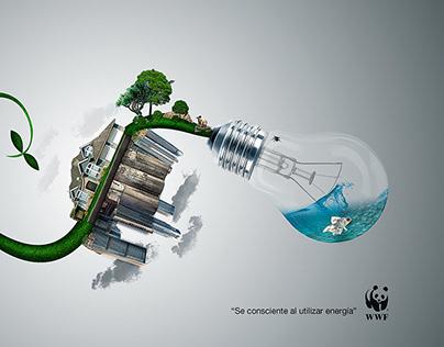 WWF - La energía es vida