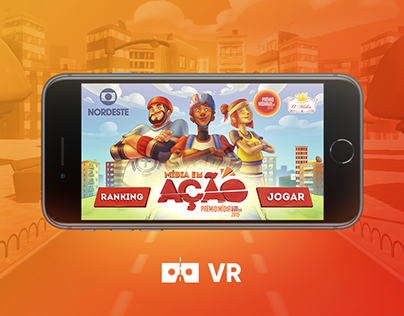 Mobile Virtual Reality Game Design