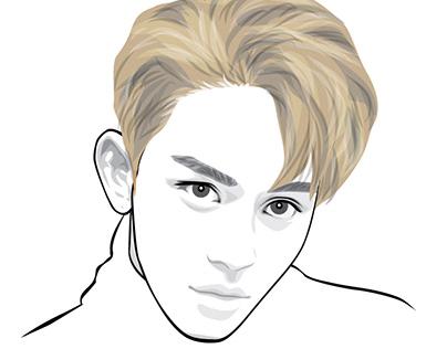 Portrait series, Kpop #4