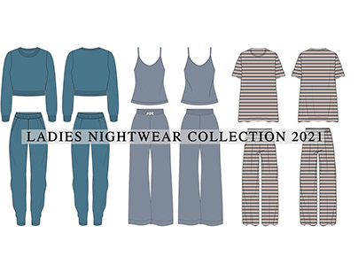 Ladies NightWear Collection 2021