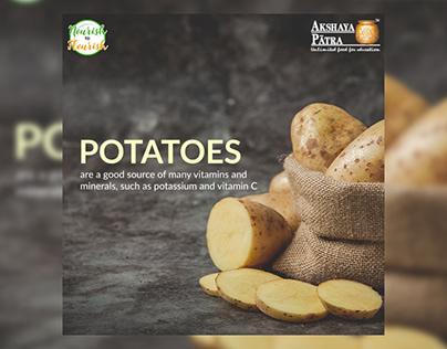 Nutrition Fact Potatoes video