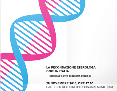 la fecondazione eterologa oggi in italia / poster