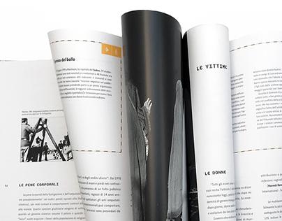 Editorial Design for Amnesty International