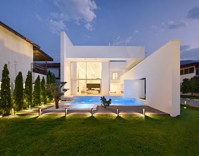 Moshref Villa by mrk office / Mohammad Reza Kohzadi