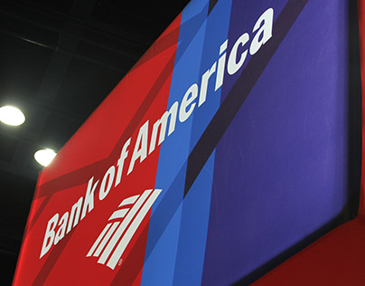 Bank of America Career Booth