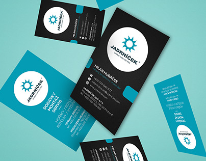 :: Jadrnicek [business card]