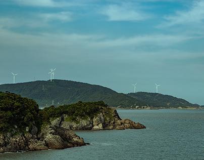 NanTian Island, XiangShan County, NingBo Chian Day 1