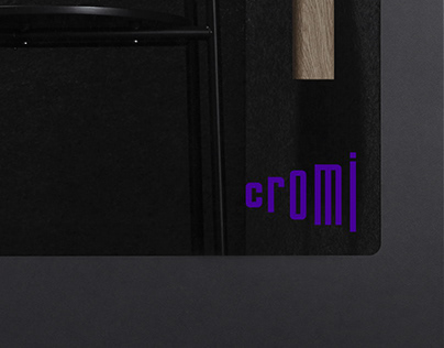 Cromi Logo & Identity