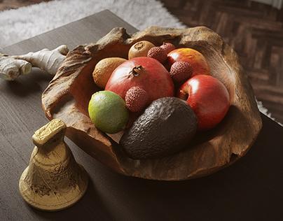 Fruit Bowl Visualisation