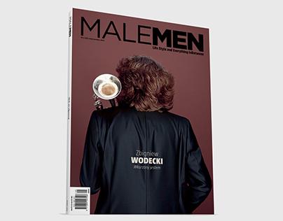 MALEMEN MAGAZINE COVERS 2015